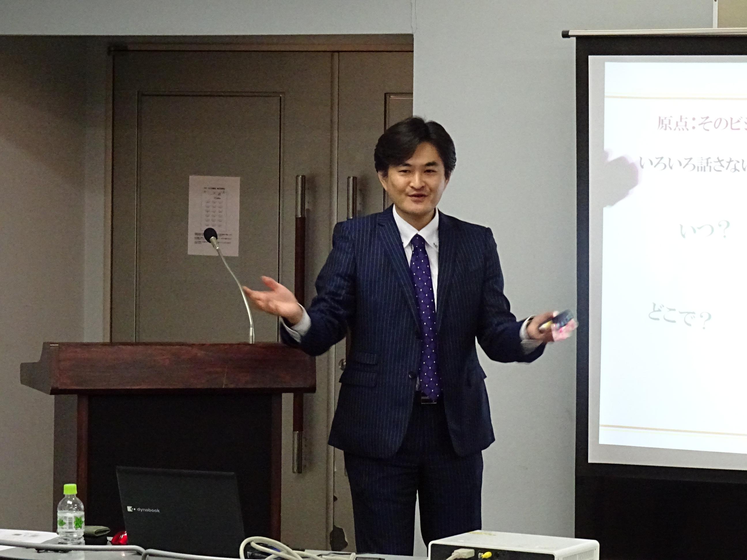 【北区】起業家向けプレゼンテーションセミナー画像02