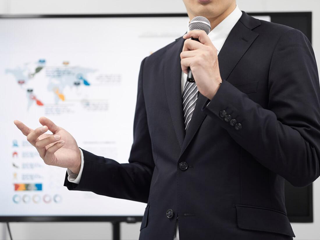 成功率9割のプレゼンテーション指導(資料作成、リハーサル編)